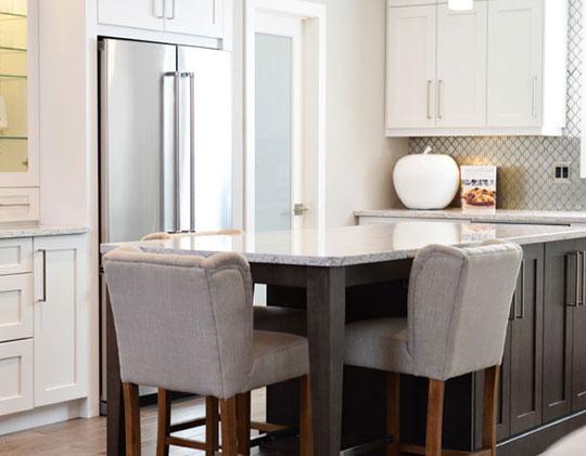 Custom kitchen cabinets in Kitchener